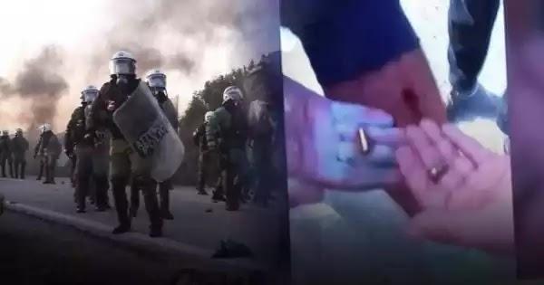 Πυροβολούν «στο ψαχνό» τους κατοίκους της Λέσβου: Τρεις τραυματίες - Παραδίδουν τα όπλα οι Εθνοφύλακες (βίντεο)