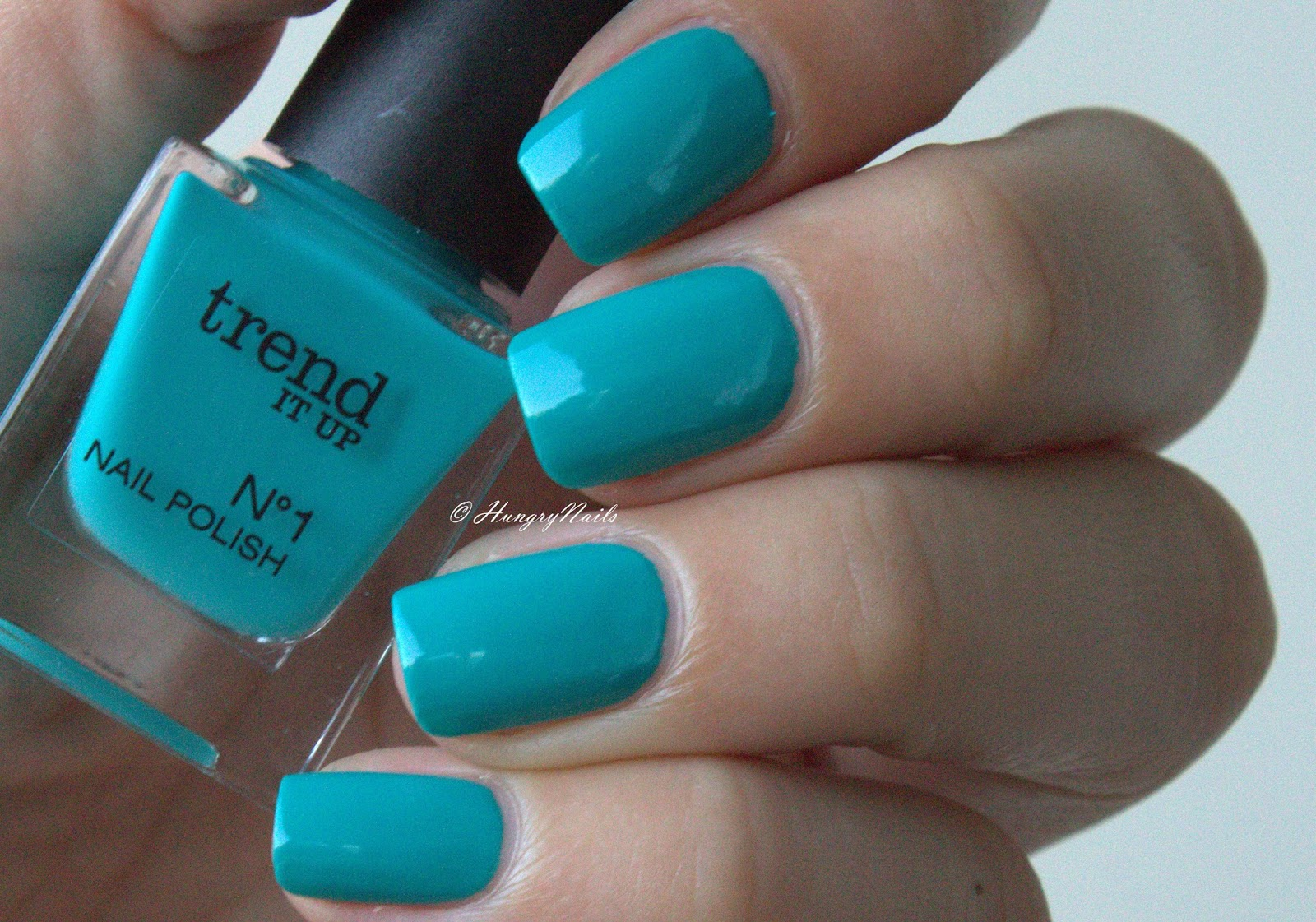 Trend IT UP | No.1 Nail Polish 050 - HungryNails Blog | Die bunte ...