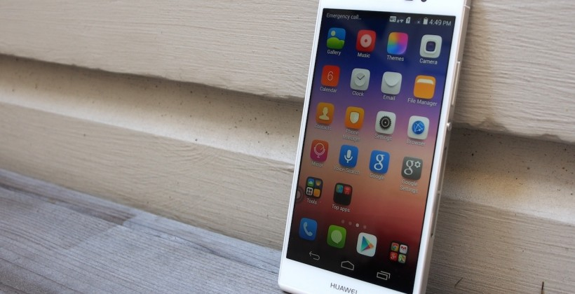 Come salvare screenshot su Huawei P9 Max