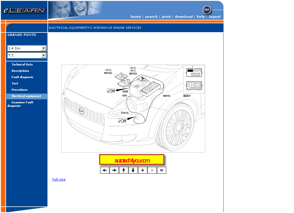 Fiat Stilo Electrical Diagram Fiat Stilo Wiring Diagram Fiat Stilo