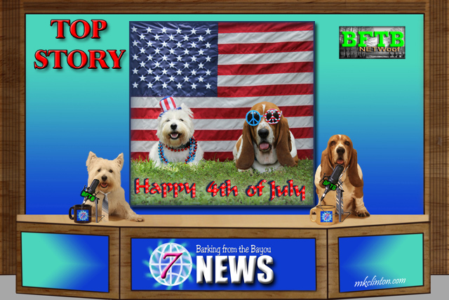 BFTB NETWoof News warns of 4th of July dangers