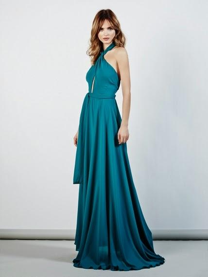 11cd51d5a005 Maxi φορέματα και ολόσωμες φόρμες τραβούν τα βλέμματα. Η συλλογή  περιλαμβάνει επίσης μεγάλη γκάμα από αξεσουάρ