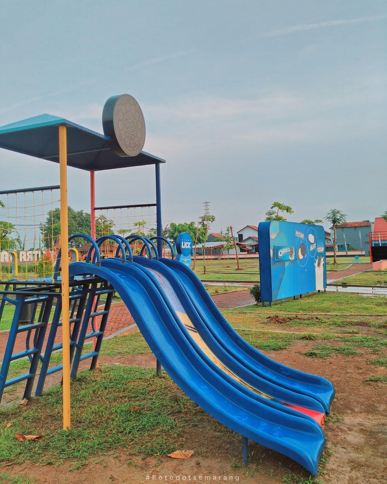 Branding OREO di Taman Citra Satwa Semarang