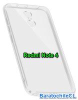 Protector Transparente Redmi Note 4