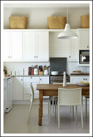 White Appliances Kitchen Americana Island Abby Manchesky Interiors My Go To Paint Colors Cabinets This Is A Pure Not Creamy In Any Way If You Have Subway Tile Or I Recommend Color