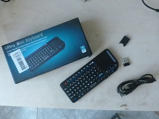 teclado para Raspberry Pi