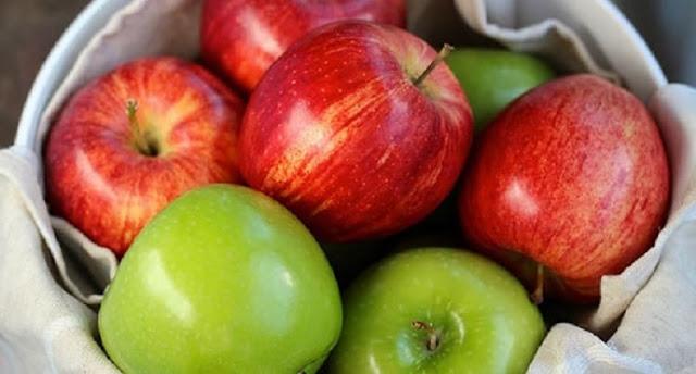 أكثر من 70 ألف طن تقديرات إنتاج التفاح بالسويداء للموسم الحالي