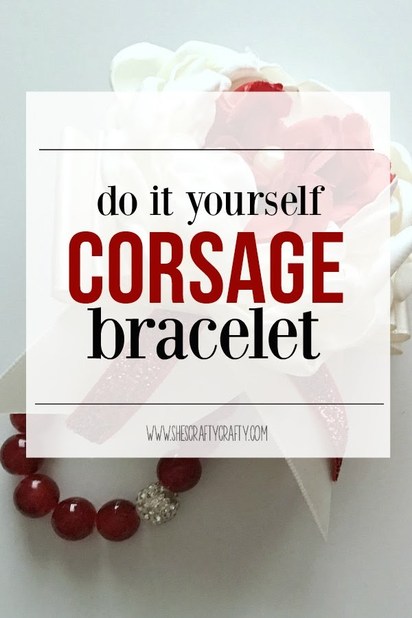 DIY Corsage - How to make a corsage for Prom or Mother's Day