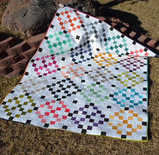 Shine Quilt Free Tutorial