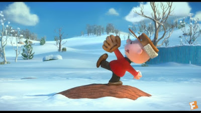 Carlitos y Snoopy: la película de Peanuts - el fancine - Animación - el troblogdita - ÁlvaroGP - Álvaro García