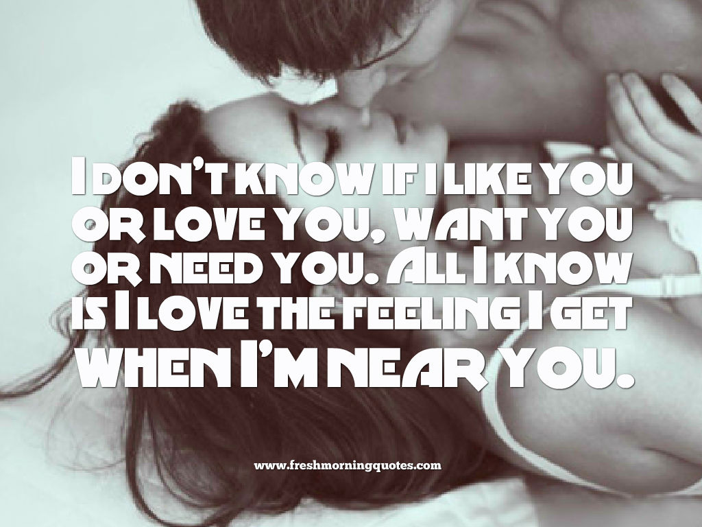 The 60 Best I Like You Quotes To Make Her Smile Freshmorningquotes