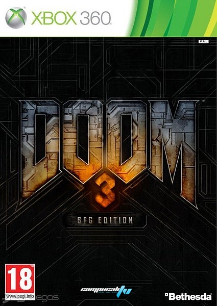 DOOM 3 BFG Edition Xbox 360 Español NTSC 2012