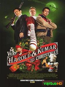 Câu Chuyện Giáng Sinh Của Harold Và Kumar
