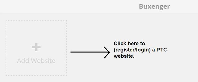 PTC site adding procedure