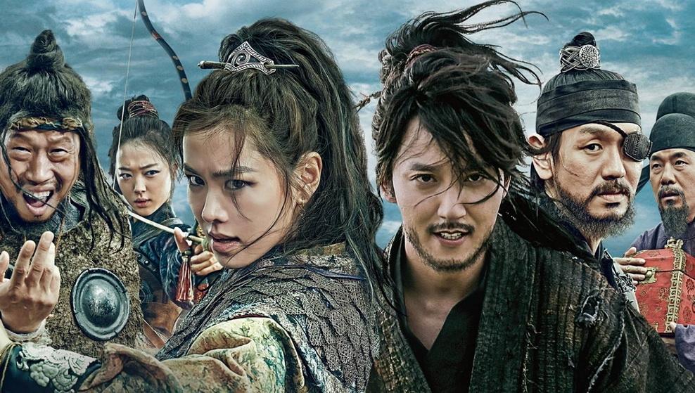 phim hải tặc hàn quốc 2014