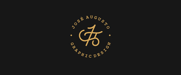 Inspirasi Desain Branding Identity - Personal Branding José Augusto