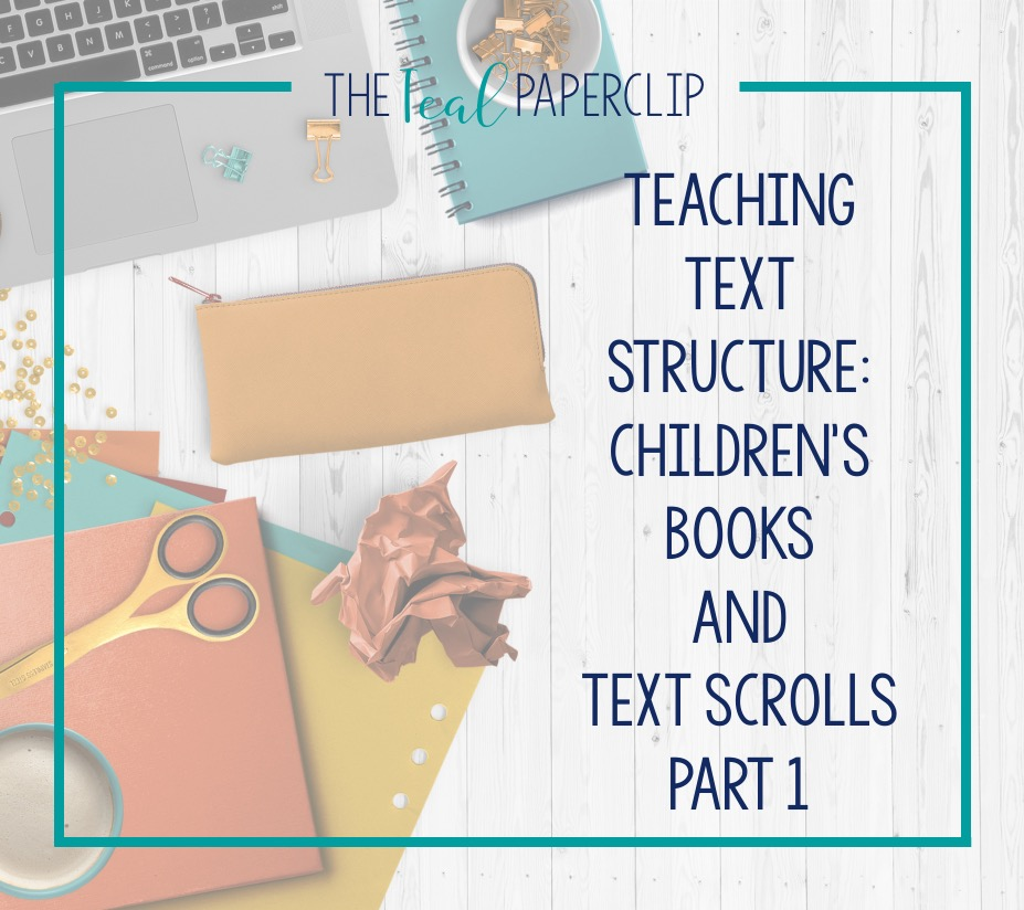Here's how this lesson came to be... I was browsing pinterest and trying to  think of ways to get my kids to understand text structure. We'd done task  cards, ...