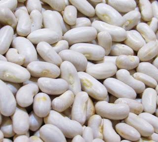 Dry White Green Bean Seeds