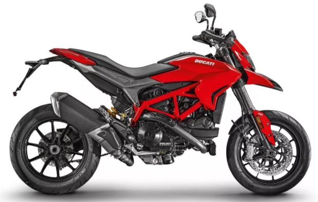 Review price Ducati Hypermotard