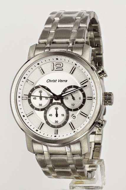 christ verra cv 3450G-11 slvss male 46mm