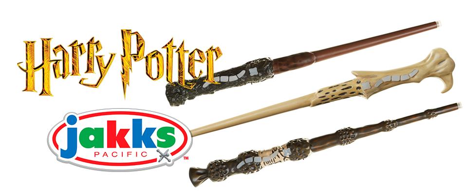 """Varinhas interativas de Harry Potter e Desafio do Pelúcio de """"Animais Fantásticos"""" chegam em breve."""