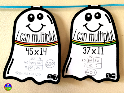 Multiplication Pennant Ghost Theme