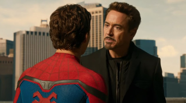 Homem de Ferro está fora da sequência de 'Homem-Aranha: De Volta ao Lar'