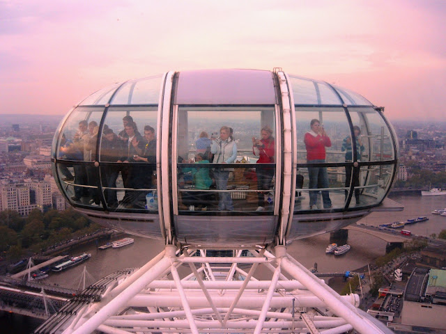 utsikt från London Eye