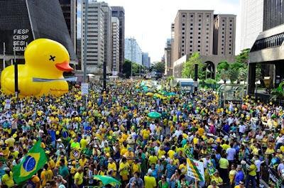 Manifestações do dia 13 de Março de 2016 - Blog do Asno