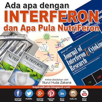 interferon, nutriferon, pertahanan, imunisasi, produk, shaklee