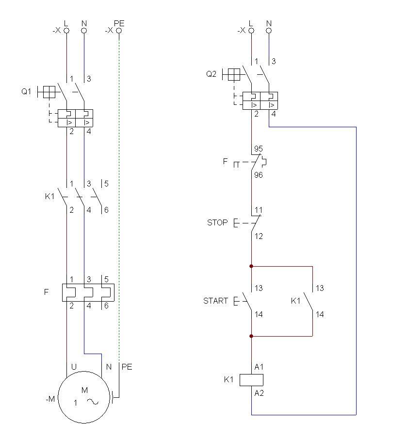 fahrenheit heat wiring diagram