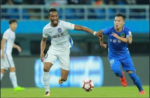 Do not go China to play football - Mikel Obi advices young footballers