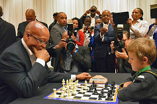 La question people du mercredi sur les échecs © Chess & Strategy