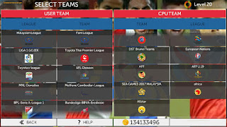 FTS 2018 FULL ASEAN + SEA GAMES 2017 by Riki Apk +Data Obb Android