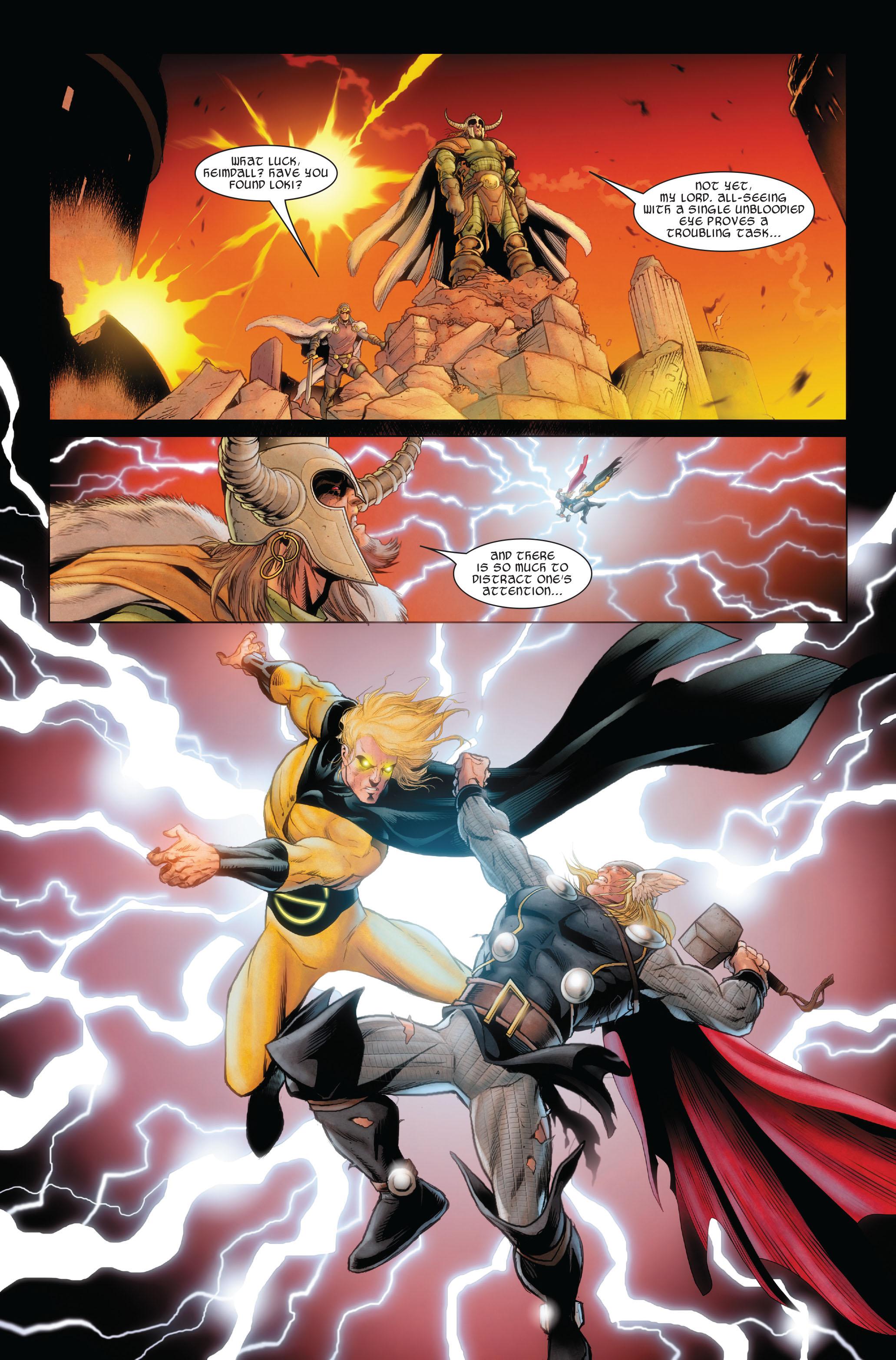 Thor (2007) Issue #608 #21 - English 12