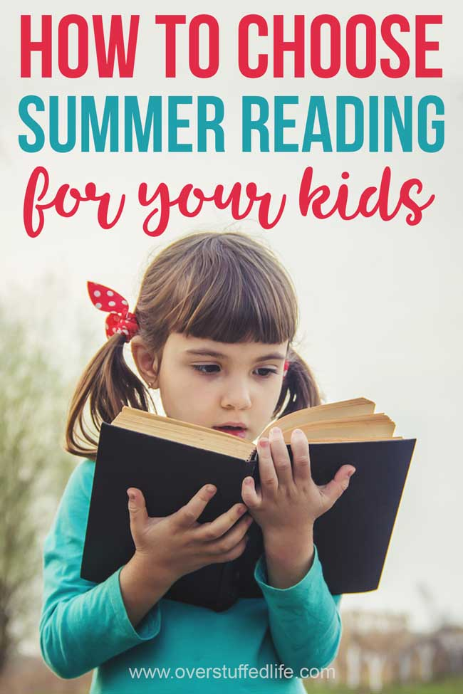 The benefits of summer reading are much too great to ignore. There are so many great ways to keep your kids reading this summer—start it off right by choosing some appropriate books for their summer reading piles and gifting them on the first day of summer!