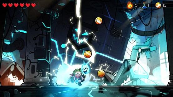 Wonder Boy: The Dragon's Trap Game Free Download