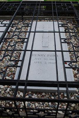 Tumba de Henry Ford