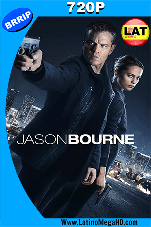 Jason Bourne (2016) Latino HD 720p (2016)