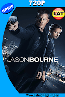 Jason Bourne (2016) Latino HD 720p - 2016
