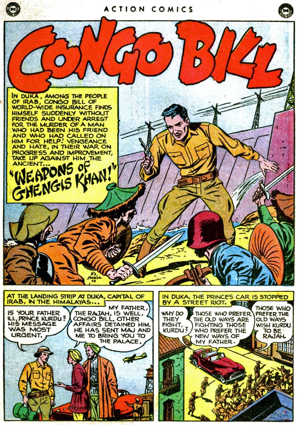 Action Comics (1938) 139 Page 26