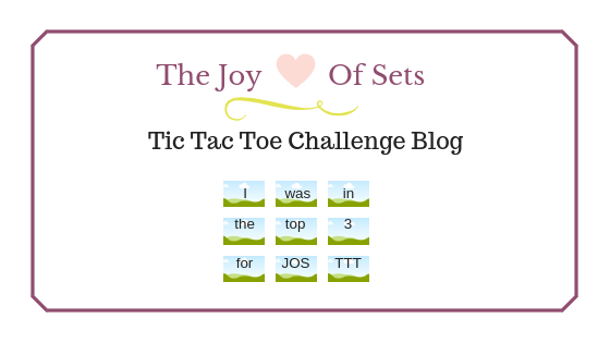 JOY OF SETS TIC TAC TOE