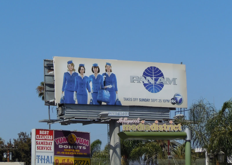Pan Am ABC billboard