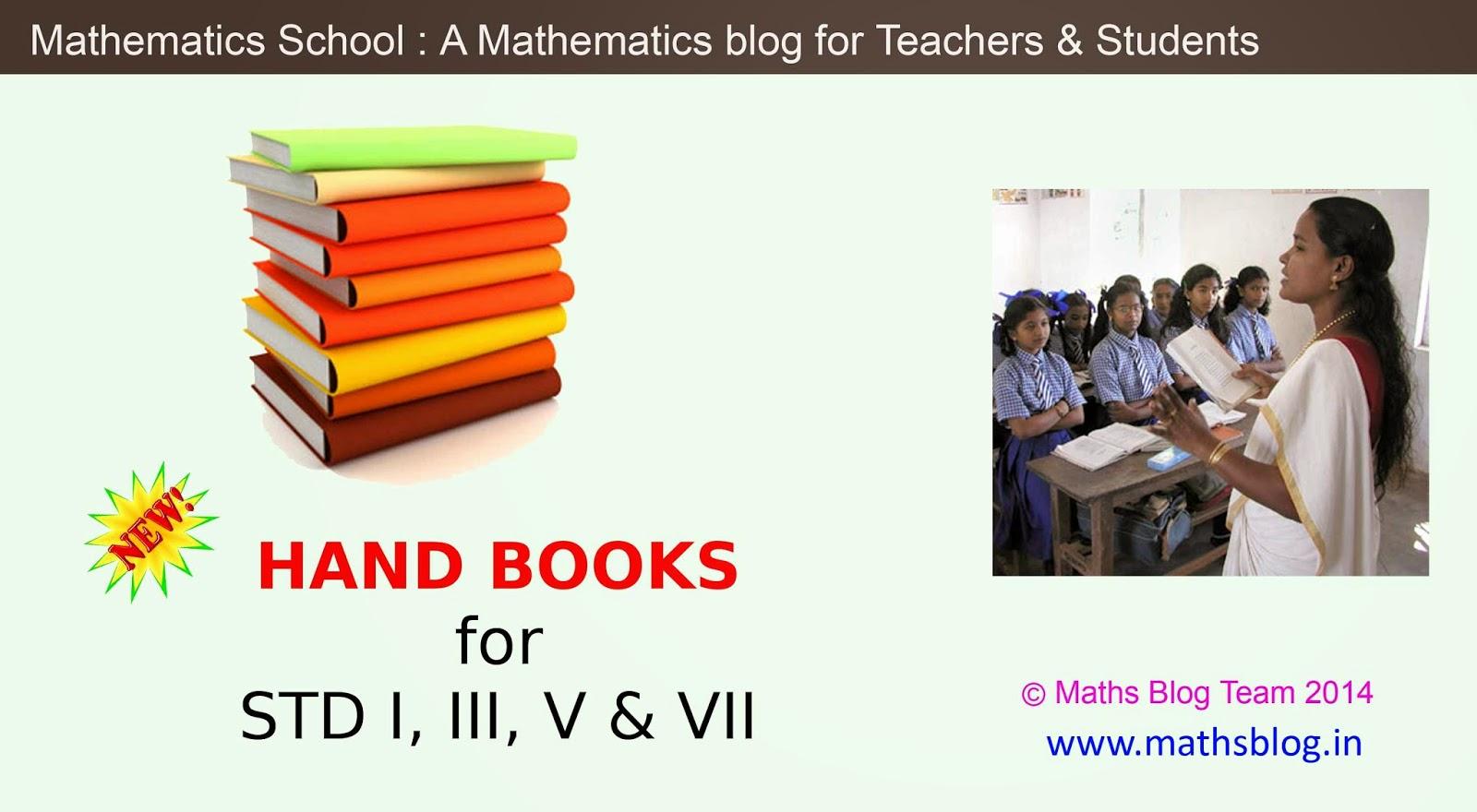 Thsblog Maths Blog For School Teachers