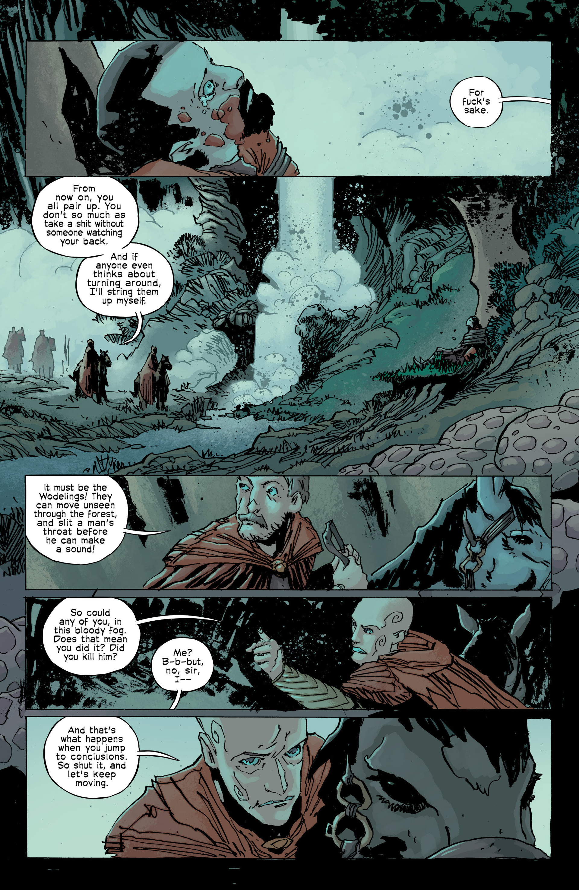 Read online Umbral comic -  Issue #9 - 20