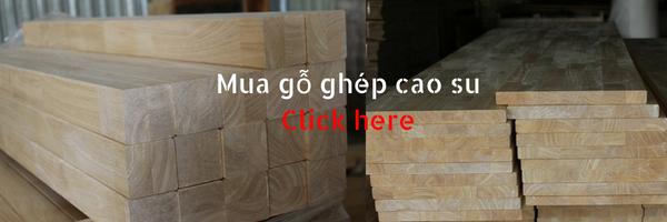Mua gỗ ghép cao su