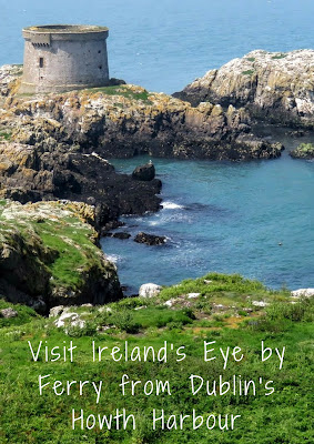 Visit Ireland's Eye by Ferry and Take a Day Trip to Another World from Dublin's Howth Harbour