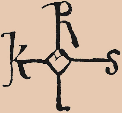Assinatura de Carlos Magno