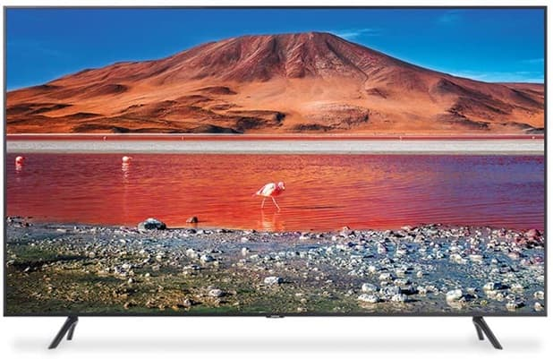 Samsung Crystal UHD 2020 43TU7005: Smart TV 4K de 43'' con control por voz, HDR10+ y Disney+ integrado