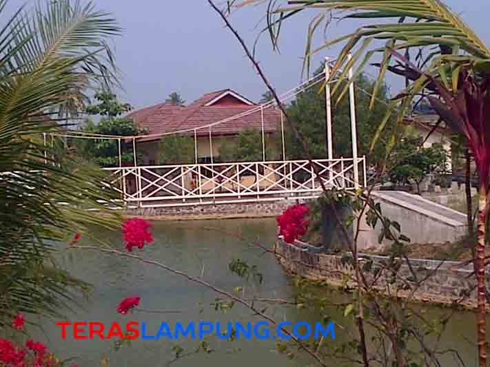 negeri baru resort tempat wisata nyaman di lampung selatan teras rh teraslampung com